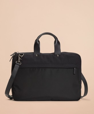 Brooks Brothers Nylon Briefcase