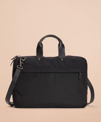 Brooks Brothers Nylon Briefcase