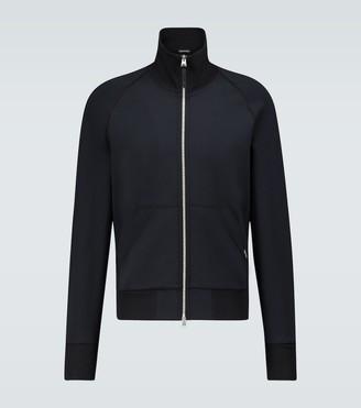 Tom Ford Technical-blend jacket