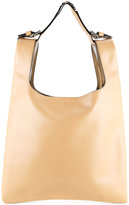 Moschino two-tone bag - women - Calf Leather - One Size