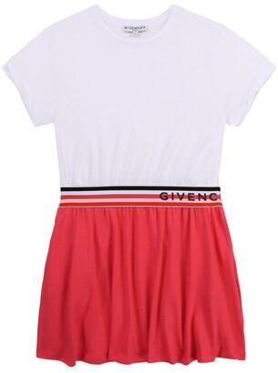 Givenchy Kids Logo-Waistband Dress (4-14 Years)