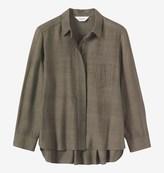Toast Silk Khadi Shirt