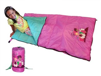 GigaTent 54 Flower Kids Sleeping Bag Backpack Included