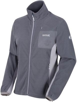 Regatta Highton Full Zip Fleece - Grey