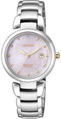 Citizen AN8174-58E Ladies Silver Watch