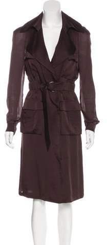 Tom Ford Silk Midi Dress