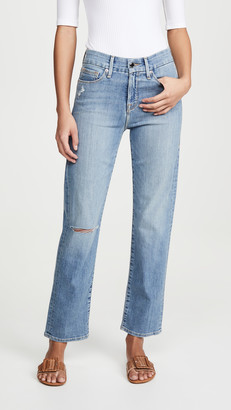 Good American Good Straight Jeans
