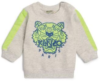 Kenzo Icon Tiger Stripe Sweatshirt