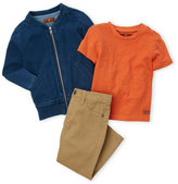 7 For All Mankind Toddler Boys) 3-Piece Sweatshirt & Pants Set