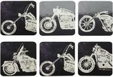 Maxwell & Williams Motorcycles Coaster (Set of 6)