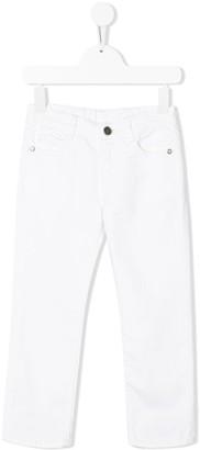 Douuod Kids Mid-Rise Slim Jeans