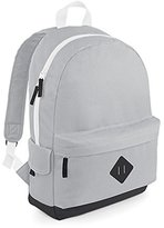 Bagbase Heritage Retro Backpack / Rucksack / Bag (18 Litres)