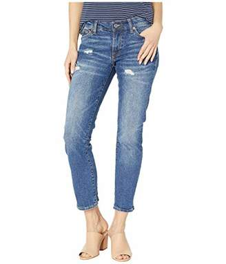 Lucky Brand Women's Mid Rise Sweet Straight Ankle Jean