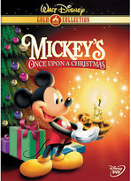 Disney Mickey's Once Upon a Christmas DVD