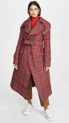 A.W.A.K.E. Mode Highlander Warm Secret Coat
