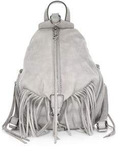 Rebecca Minkoff Medium Stevie Suede Backpack