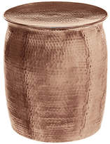 Habitat Orrico Side Table - Rose Gold