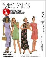 Mccall's M9172 Misses' Dress In Two Lengths