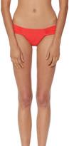 Mara Hoffman Exclusive Ruched Side Bikini Bottom