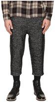 Matiere Fields Italian Woven Cropped Pants