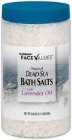 Harmon Face ValuesTM 33.8 oz. Natural Dead Sea Bath Salts in Lavender