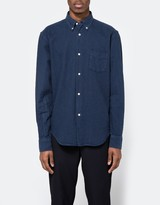 Our Legacy 1950s Shirt Blue HA Oxford
