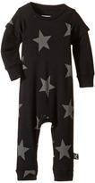 Nununu Super Soft Star Print Playsuit (Infant)