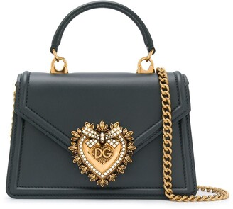 Dolce & Gabbana small Devotion top-handle bag