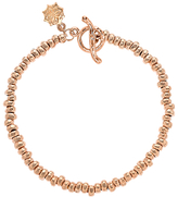Dower & Hall Small Nomad Nugget Vermeil Bracelet, Rose Gold