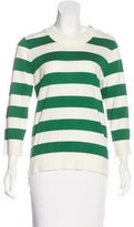 Kate Spade Striped Knit Top