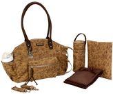 Kalencom New York Brown Diaper Bag