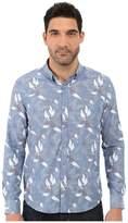 7 Diamonds Morning Breeze Long Sleeve Shirt Men's Long Sleeve Button Up