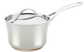 Anolon Nouvelle Copper Covered Sauce Pan