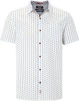 White Stuff Sidestroke Dobby Ss Shirt