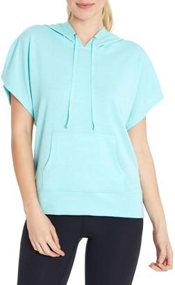 Marika Amara Short Sleeve Pullover Hoodie
