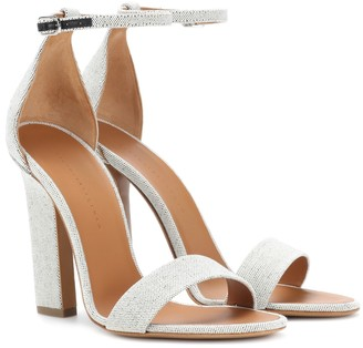 Victoria Beckham Anna canvas sandals