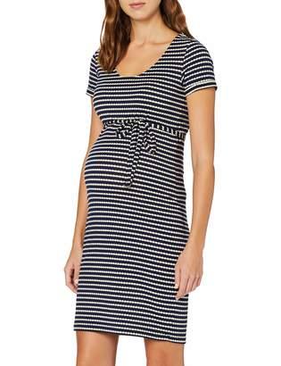 Mama Licious Mamalicious Women's Mlaluna S/s Abk Jersey Dress