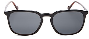 Moncler Men's Square Sunglasses, 56mm