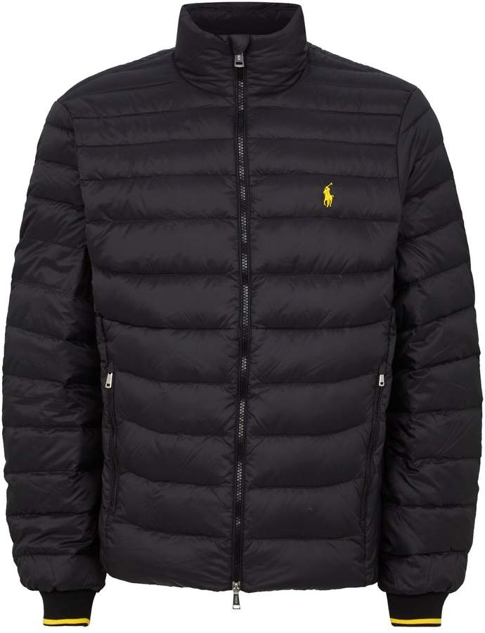 af59d3bfc Polo Pony Quilted Down Jacket