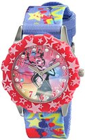Disney Kids' W001982 Tinker Bell Analog Display Analog Quartz Purple Watch