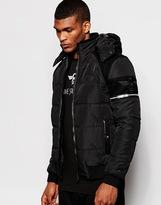 Creative Recreation Padded Jacket - Black
