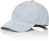Barneys New York MEN'S SEERSUCKER BASEBALL CAP