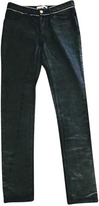 Givenchy Black Denim - Jeans Trousers