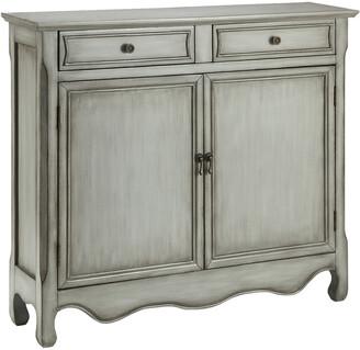 Stein World Claridon 2-Door 2-Drawer Cabinet