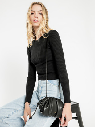 Nude Lucy Classic Knit in Black