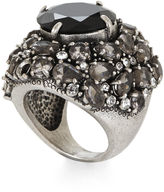 BCBGMAXAZRIA Multi-Stone Cocktail Ring