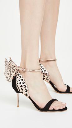 Sophia Webster Evangeline Mid Sandals