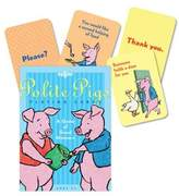 Eeboo Polite Pigs Playing Cards by English Manual)