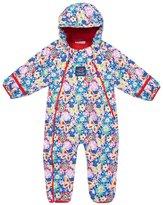 Jo-Jo JoJo Maman Bebe Fleece Lined All-In-One (Baby) - Butterfly-12-18 Months