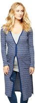 A Pea in the Pod Splendid Striped Maternity Cardigan